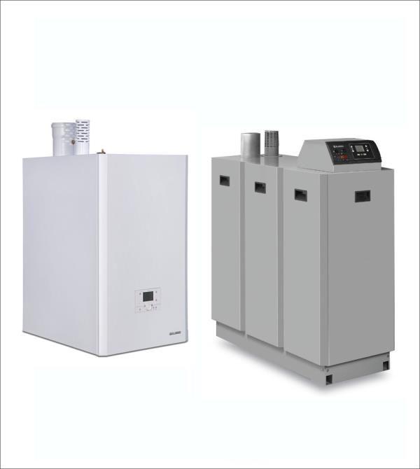 Kaskad bağlantılı 16 adet kazan ile 2.992 kw'a ulaşan kapasite. <P>  Son derece temiz yanma; %109'a kadar çıkan standart verim (50/30°C'da). <P> Çok düşük baca gazı sıcaklıkları. <P> Tüm parçalara kolay erişim, kolay çalıştırma ve bakım. <P> Dönüş sıcaklığının artırılmasına gerek yoktur. <P> Büyük gücüne karşılık çok küçük boyutlu. <P> Tamamı montajlı teslimat. <P> En karışık ısıtma taleplerini bile karşılayabilecek düzeyde, tam donanımlı kontrol ünitesi. <P> EN 15420, EN 15417 ve avrupa birliği yönetmelikleri uyarınca test edilmiştir.